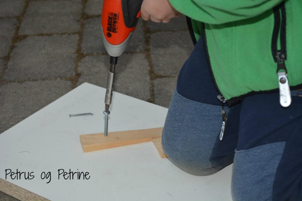 konstruksjonslek verktøy