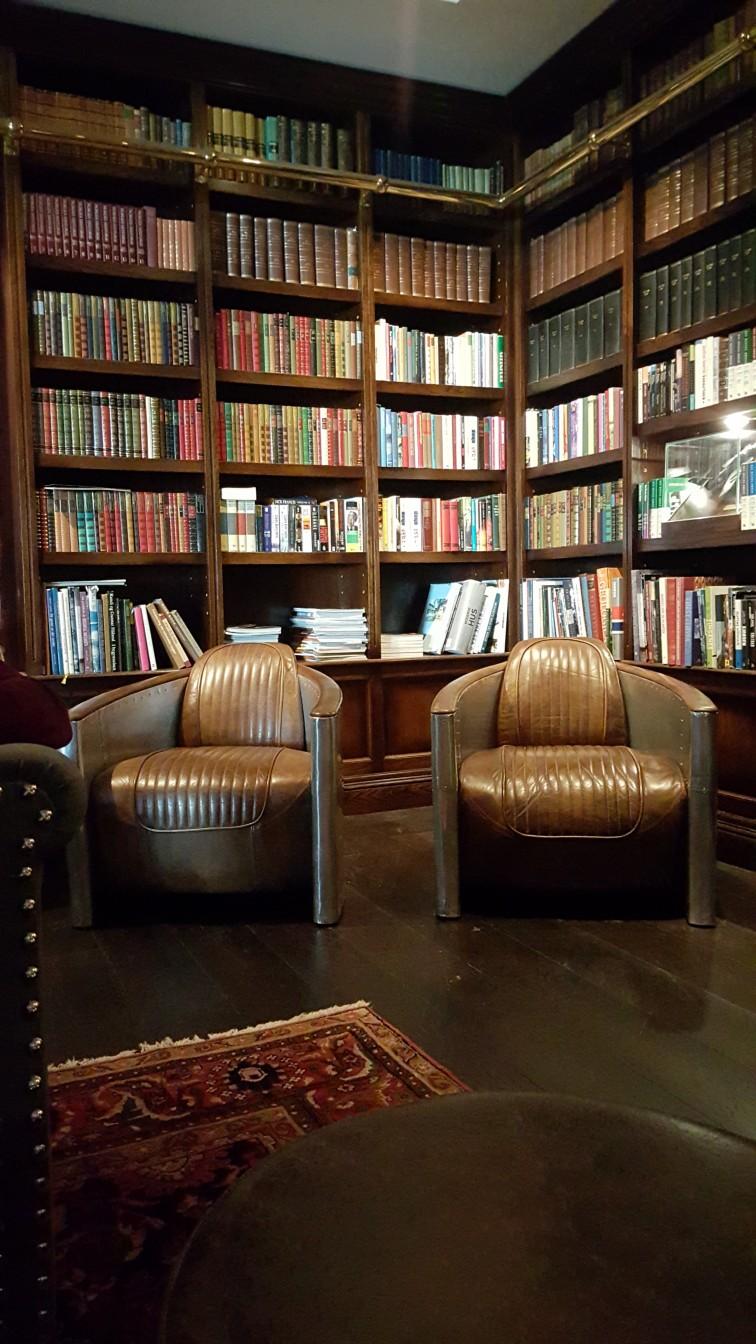Biblioteket Støtvig hotell