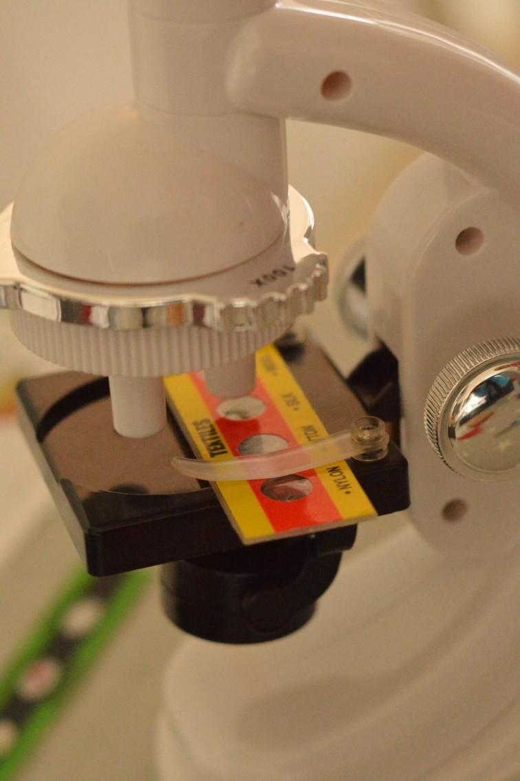 selveste mikroskopet