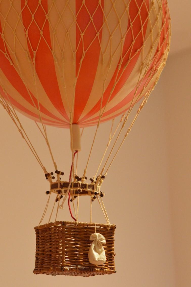 Ballongferd