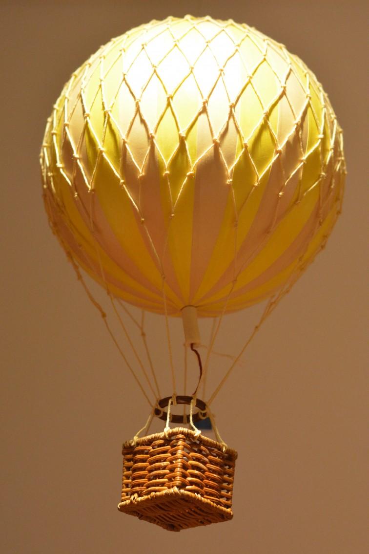 gul ballongferd