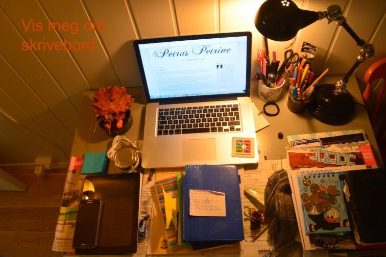 vis meg ditt skrivebord