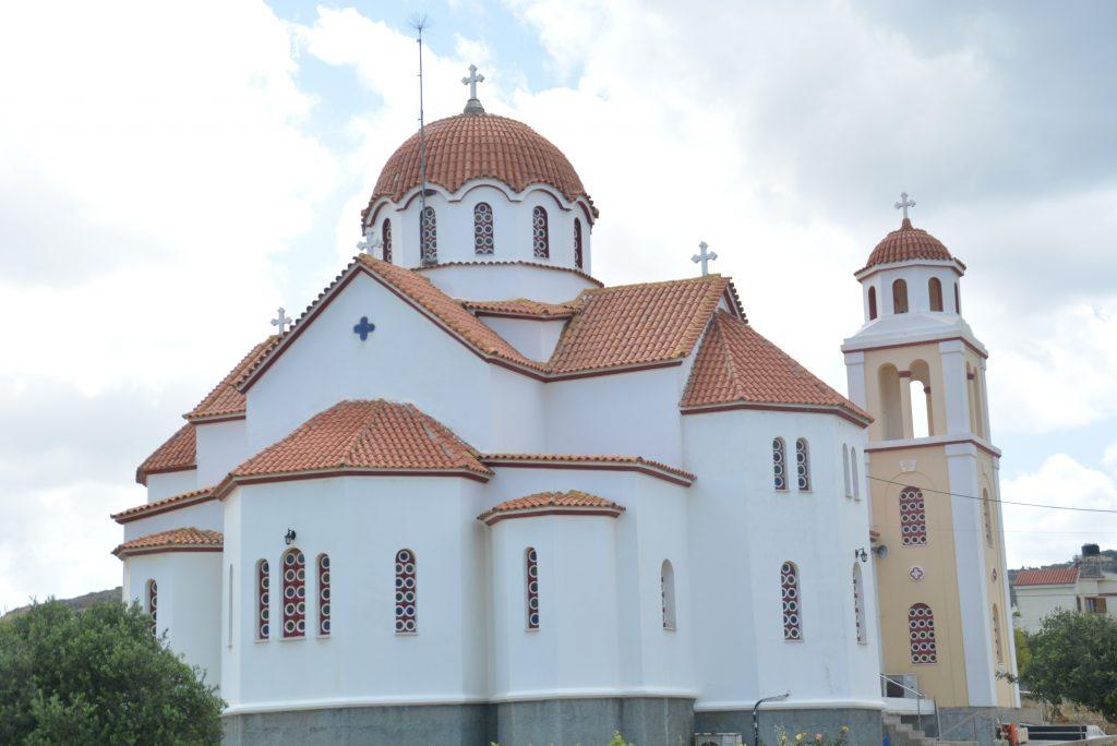 kirke/kapell Kolimbari