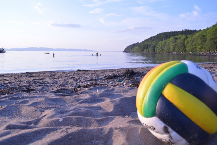 strandvolleyball