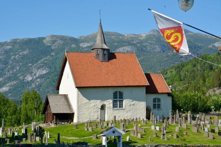 kirke Seljord