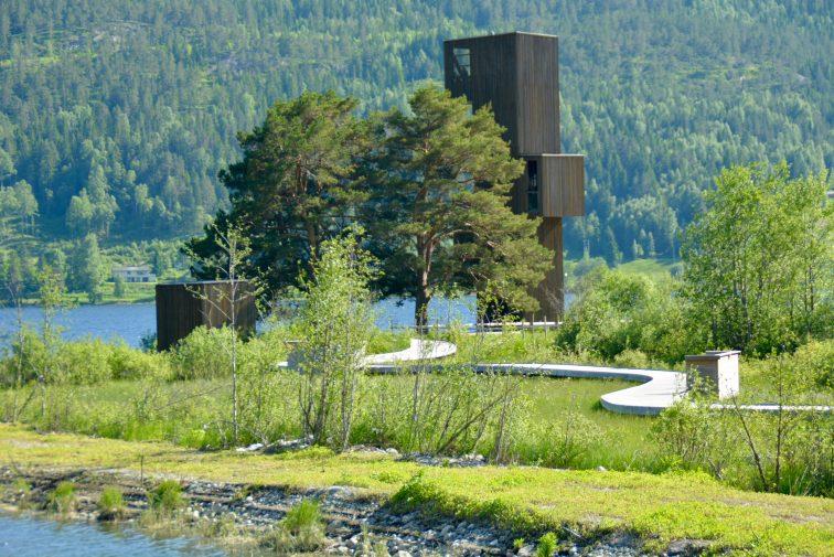 utsiktstårn seljordvannet