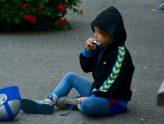 Å ikke bli enig med seg selv om hva som er riktig, - barneoppdragelse