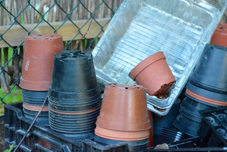 potter til såing