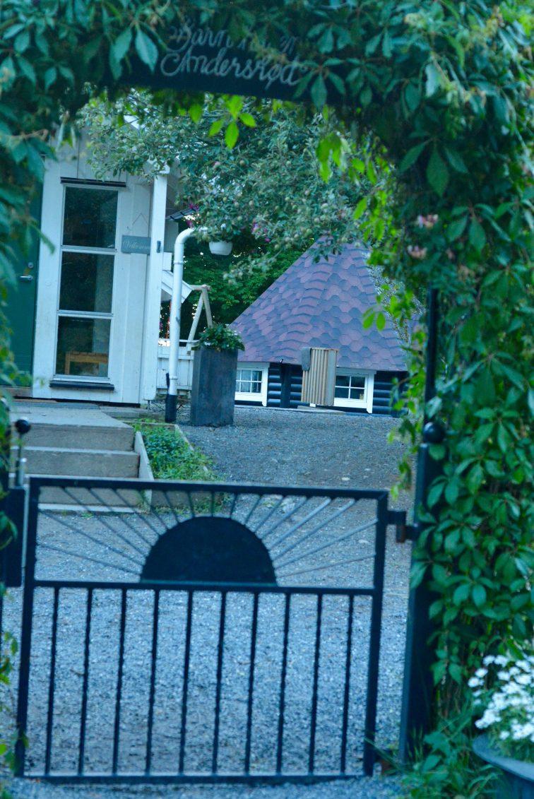 porten i barnehagen Andersrød