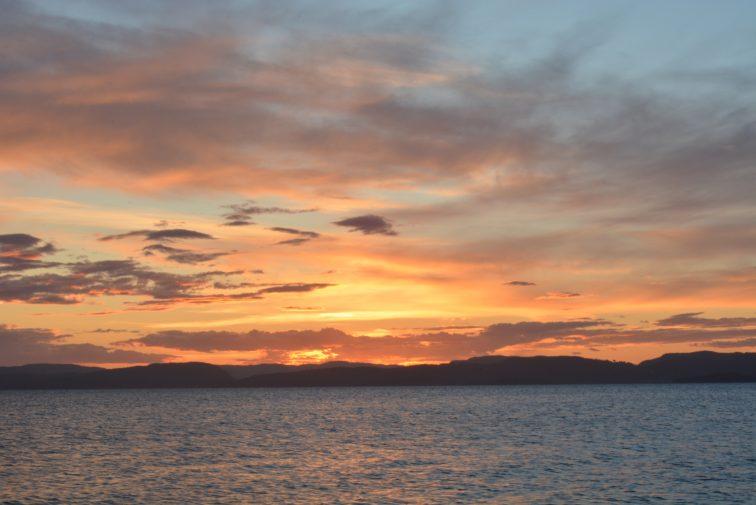 solnedgang refsnes