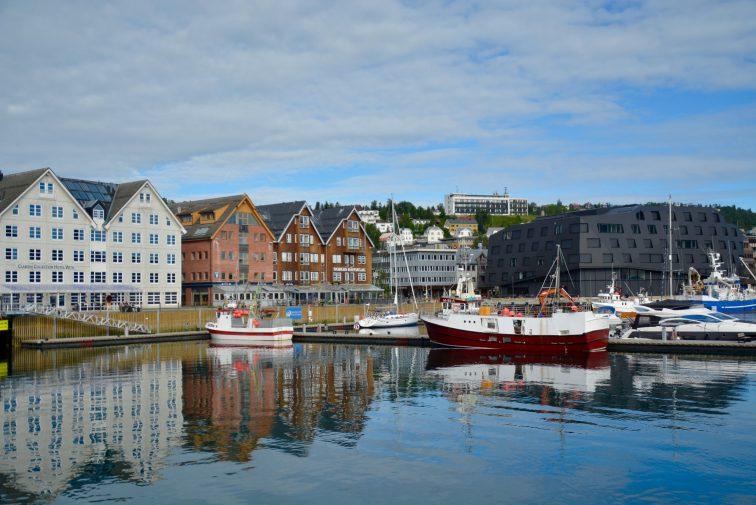 Tromsø ved kaia