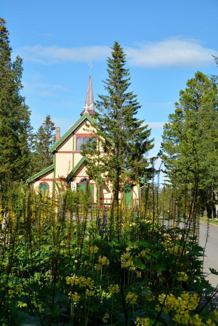 Tromsø gravlund