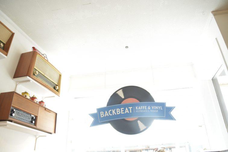 Backbeat kaffe og vinyl Tromsø