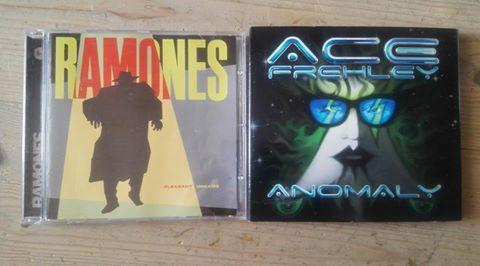 musikk Ramones Ace frayley