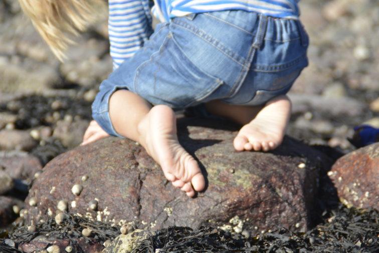 gutt lærer ved å forske i Oslofjorden Foto:Petrus og petrine