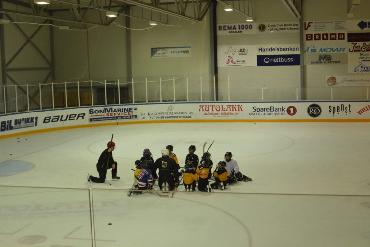 hockeytrening petrusoeptrine.no