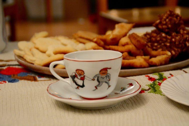 kaffe og julekaker Petrusogpetrine.no