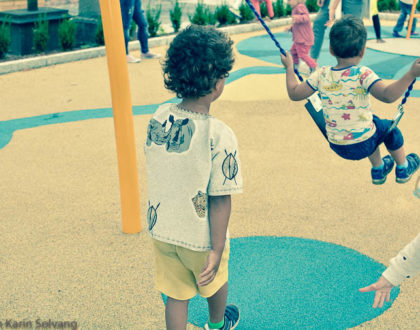 Lek, vennskap og FNs barnekonvesjon