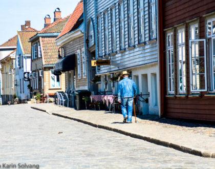 Ni bilder fra dagen i dag  - Gamlebyen i Fredrikstad